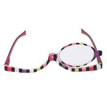 Gafas de aumento, maquillaje cosmético, gafas de lectura plegables + 1,5 ~ + 4,0