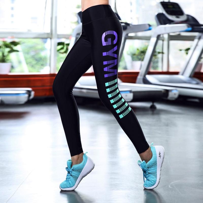 High Quality Girl S Compression Yoga Running Gym Pants