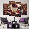4 Pieces Of Coffee Cup On Canvas Paintings Wall Art Picture Without Frame Poster Printer Home