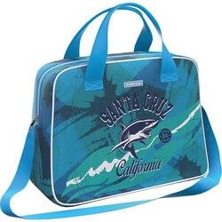 ERICHKRAUSE тренировочные сумки 11431250 Дорожная Спортивная сумка со светоотражающими элементами MTpromo