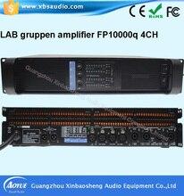 Tipo y 4 Canales gruppen laboratorio FP10000Q Amplificador profesional