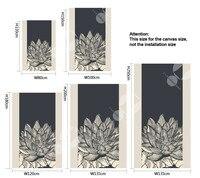 на заказ размер для черная вдова / карт занавес / рулонные шторы / китайский классический цц-a0035b