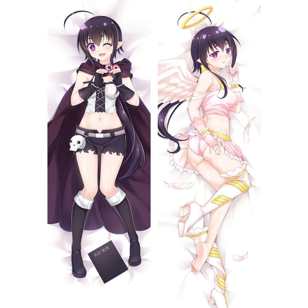 Love Tyrant Guri Original Design Anime Dakimakura Pillow
