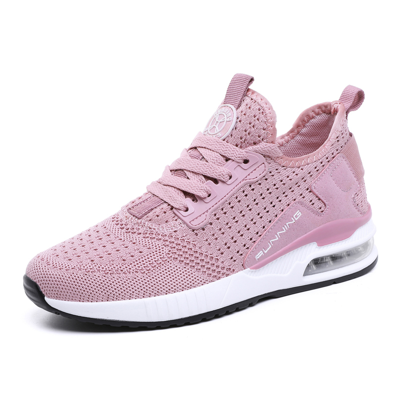 New Arrival Brand Designer Sport Running Shoes Air Cushion Lightweight Breathable Sneakers Spring Fashion Men Running Shoes