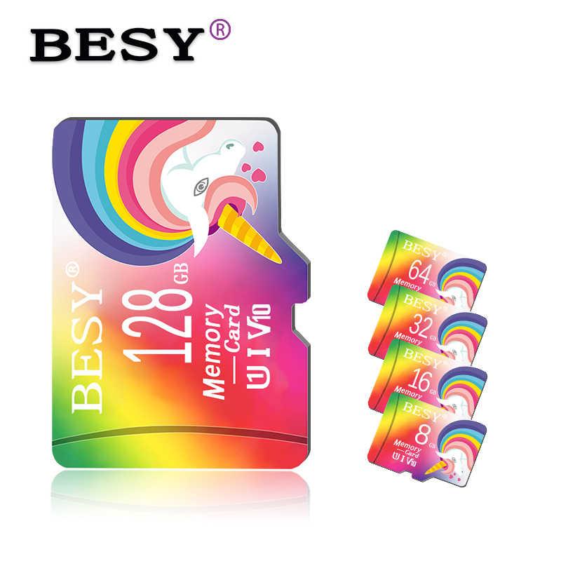 Class10 Thẻ Nhớ Tốc Độ Cao 256GB 128GB 64GB 32GB Bộ Nhớ Flash USB 128GB cho điện thoại/Máy Tính Bảng MicroSD TF/SD