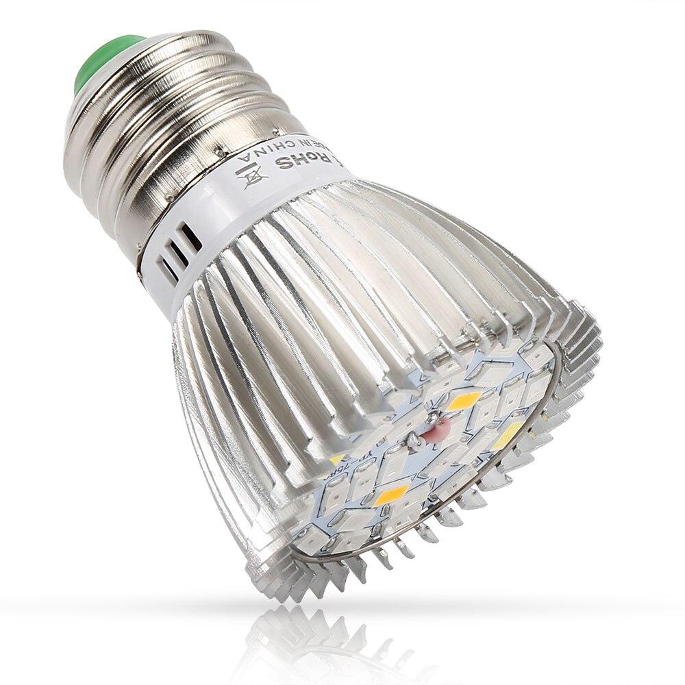 4бр. / Лот пълен спектър 28W LED светлина - Професионално осветление - Снимка 3