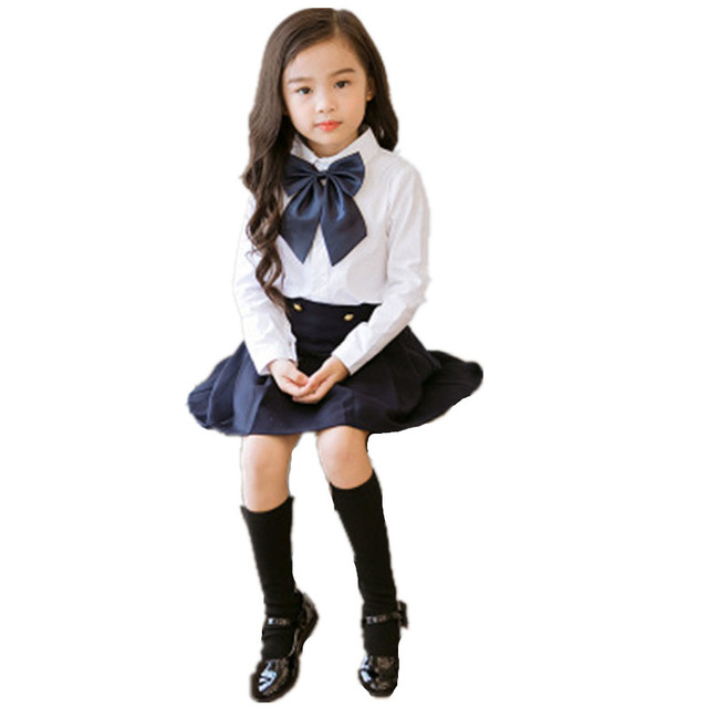 Kid S School Clothes Sets Primary Students Costume Japanese Korean