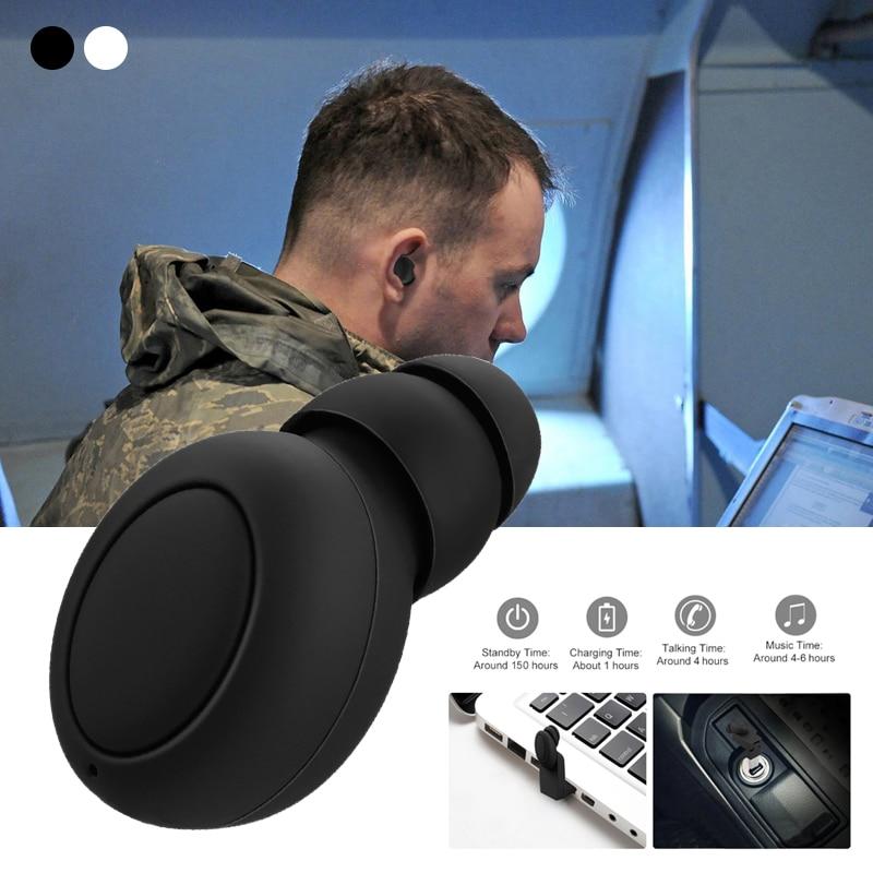 Bluetooth наушники Беспроводная связь Bluetooth 4,1 мини Bluetooth гарнитура для мобильного телефона воспроизведение музыки магнитное зарядное устройство USB микрофон