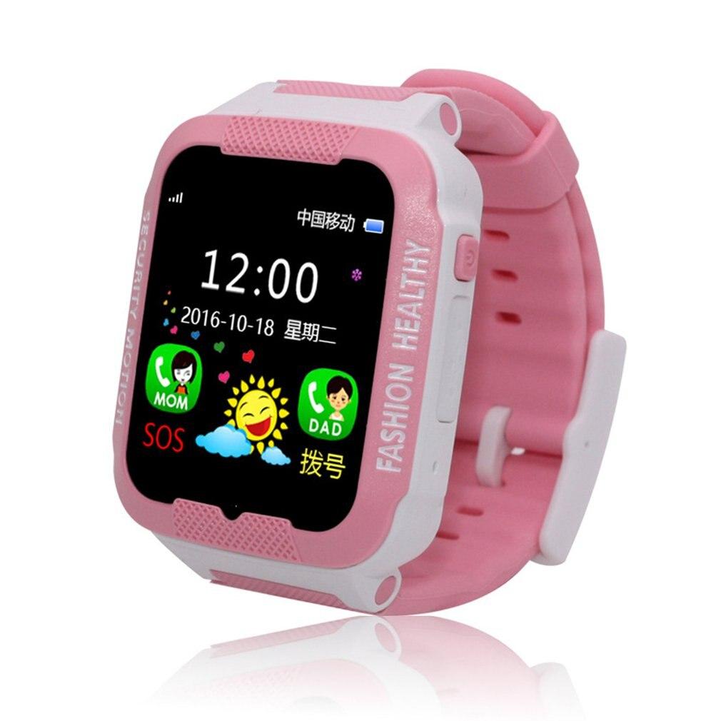 C3 Children's Smartwatches IP67 Swim Waterproof SOS Call Location Device Tracker Kids Safe Anti-Lost Monitor Smartband Bracelet