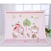 90 110cm Reusable Waterproof Diaper Pad Covers Cotton Baby Changing Mat Newborn Liners For Diapers Nappy