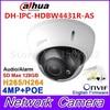 Dahua 4Mp IPC HDBW4421R AS IP Camera Network Camera DH IPC HDBW4421R AS Support POE Micro