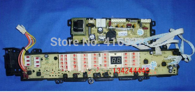 Free shipping 100% tested for Haier washing machine board xqb60-sp9288 0031800012f xqb70-sp9288 motherboard free shipping 100% tested refrigerator pc board motherboard for original haier bcd 188gzk 00664000232 on sale
