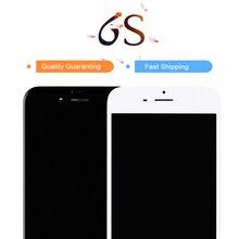 Tianma 10 шт. дисплеи мобильных телефонов для iphone 6s жк-дисплей в сборе с рамкой китай highscreen клон, бесплатная доставка