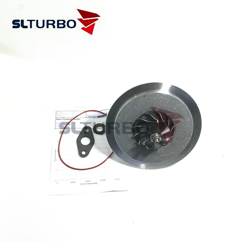 Turbo Charger Cartridge Core 710641-0001 For Ssang-Yong Rexton 2.9 TD 88Kw 120HP OM662 2002 - NEW Turbolader CHRA 710641-0002