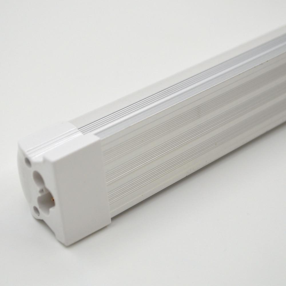 2-50/paquet tube de lumière LED en forme de V 2ft 3ft 4ft 5ft 6ft 8ft 270 ampoule d'angle T8 luminaire intégré lampe de barre connectable Super lumineux - 4