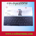 G585 RU laptop keyboard For Lenovo G580 Keyboard RU With Black Frame Z580 Z585 V580 B580 G590 Ideapad 25-201846  V-117020FS1