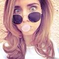 2017 Nueva Ronda gafas de Sol Polarizadas Las Mujeres Diseñador de la Marca de La Vendimia Gafas de Sol Mujer Gafas de Moda Modo gafas de sol feminino