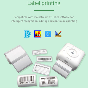 Image 4 - 304dpi Bluetooth Portable Printer High Resolution Peripage Mini Photo Printer thermal Printer For Mobile Phone Android And IOS