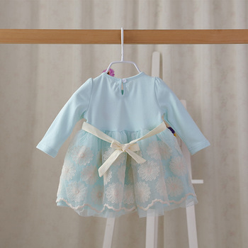 sweet and lovely princess dress clothes for baby girl 5