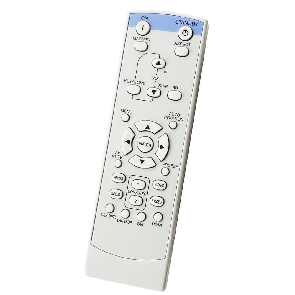 For Mitsubishi GX 560ST/GF 780/GX 335/GX 735/GW 375 Projector Remote Control
