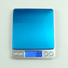 3Kg Household LCD Digital Electronic Weighing Scale