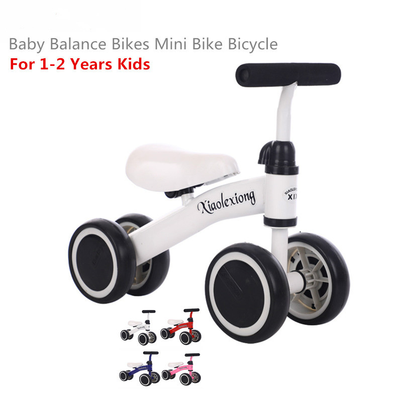 Baby Balance Bike Walker Children Riding Toy Gifts 10-24 Months Children Learning Walking Scooter Baby Toys