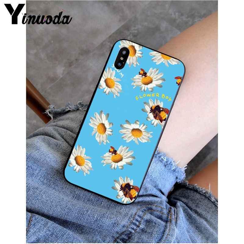 Yinuoda tyler the creator Golf bienen Nach Foto Weiche Telefon Fall für Apple iPhone 8 7 6 6S Plus X XS MAX 5 5S SE XR Abdeckung