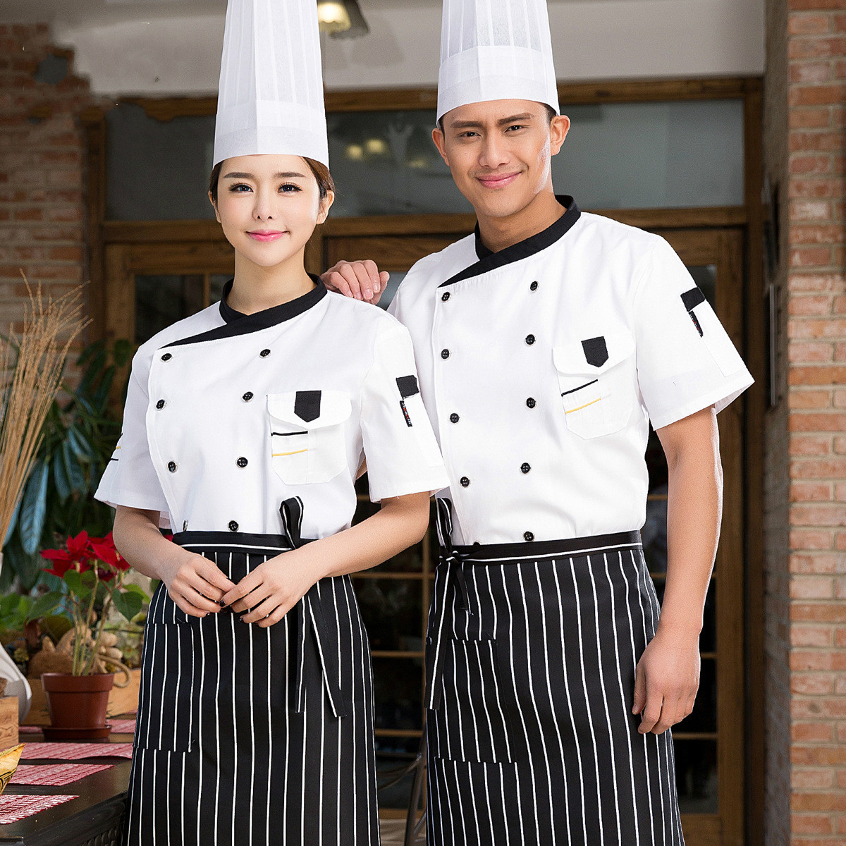 Restaurant Kitchen Uniforms popular restaurant kitchen uniforms-buy cheap restaurant kitchen