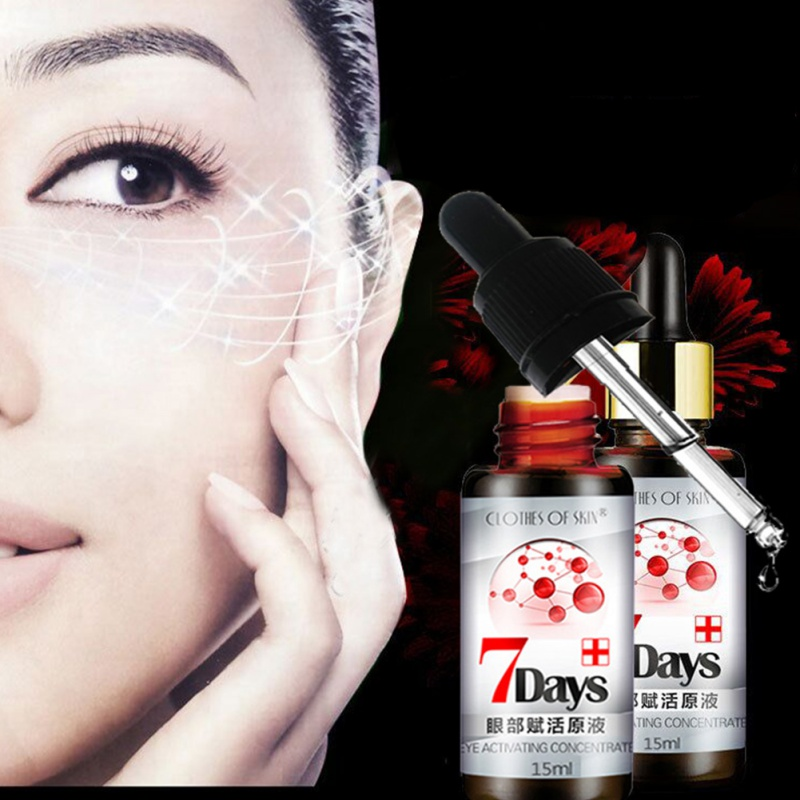 New Brand Eye Activating Concentrate For Eye Bags Dark Circles Anti-Puffiness Anti-Wrinkle Eye Cream