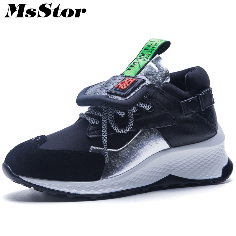 MsStor Pointed Toe Cross tied Women Flats Casual Fashion Ladies Flat Shoes 2018 Mixed Colors Sneakers Women Flat Brand Shoes sweet women high quality bowtie pointed toe flock flat shoes women casual summer ladies slip on casual zapatos mujer bt123