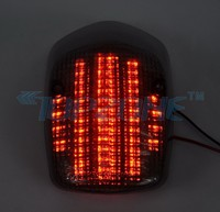LED Tail Brake Light For HONDA SHADOW ACE 750 / SABRE 1100 / AERO / DELUXE / VALKYRIE 1500