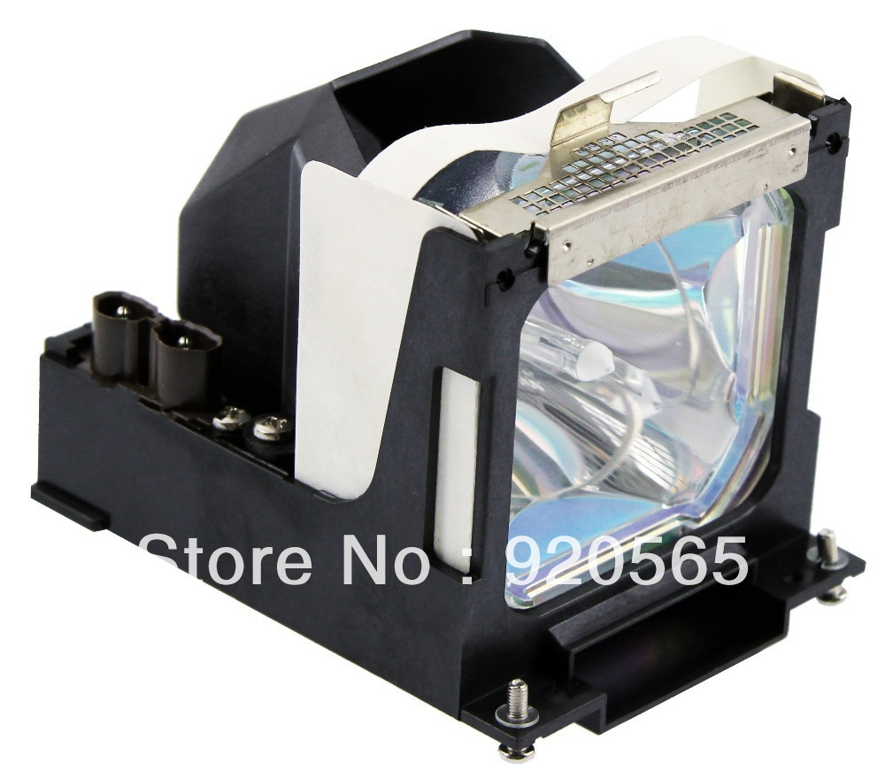 Free Shipping Replacement Projector Lamp With Housing POA-LMP63/610-304-5214 For LV 5200