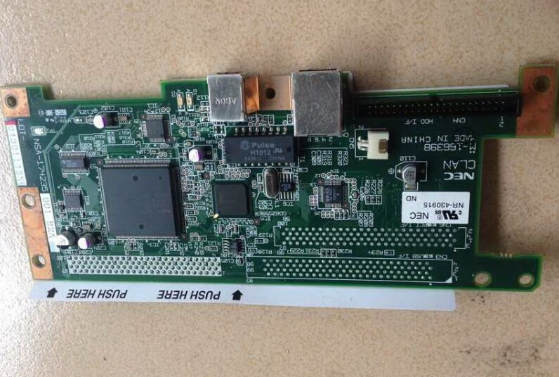 INTERFACE CARD AND MEMORY FOR KONICA MINOLTA DI2510 DI3510 DI2010f Scan PCL MP Card ETHERNET NETWORK USB CARD