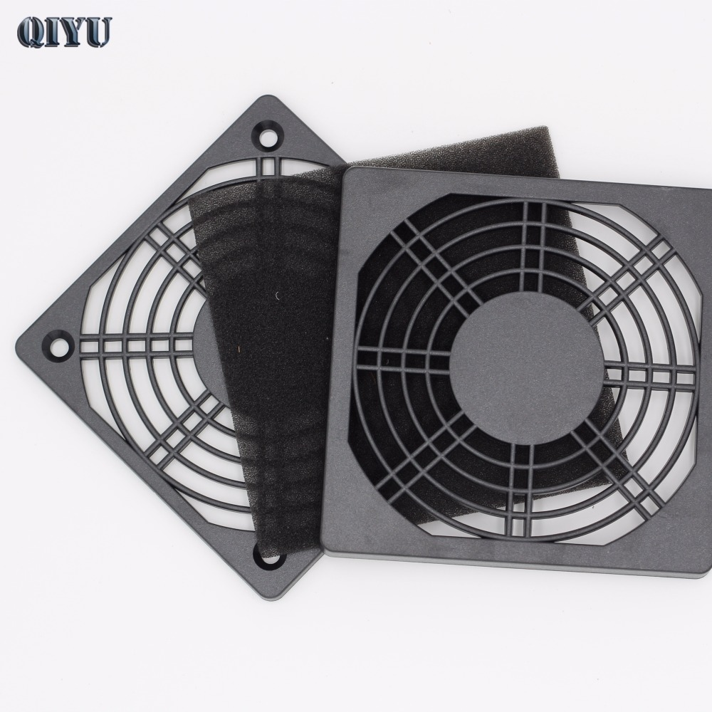 11cm Dustproof Case Fan Dust Filter Guard Grill Protector Cover PC Computer Fan Cooling Dust Cover