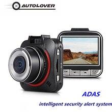 GS52D 1296 P FHD Verborgen Auto DVR Camera Ambarella 170 graden 2 inch Dash Cam Ingebouwde
