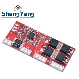 Image 3 - Batteria al litio 4s 30A ad alta corrente agli ioni di litio 18650 modulo scheda di protezione caricabatterie 14.4V 14.8V 16.8V sovraccarico su corto circuito