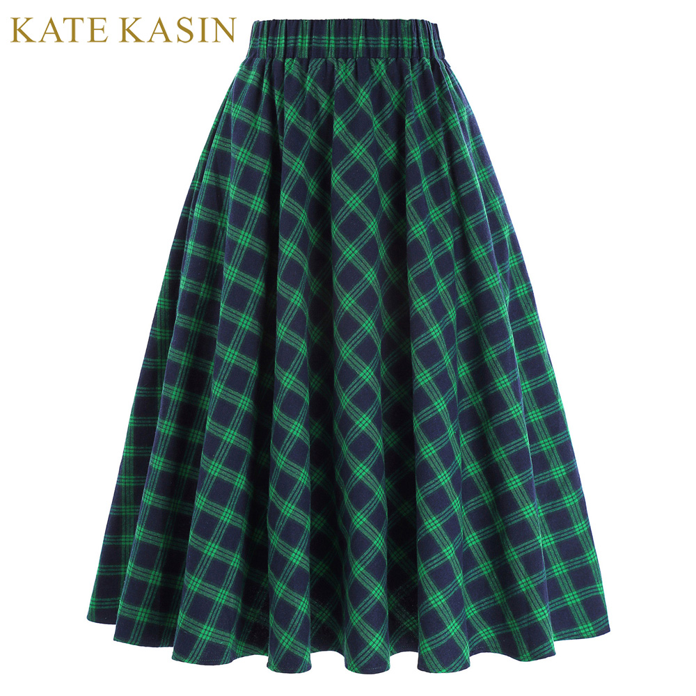 Compare Prices on Plaid Skirt Womens- Online Shopping/Buy Low ...