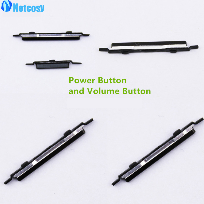 Netcosy On/Off Switch Power Volume Adjustment Button For Oneplus One 1/ 1+ A0001 Flex Cable Ribbon Repair Parts Replacement