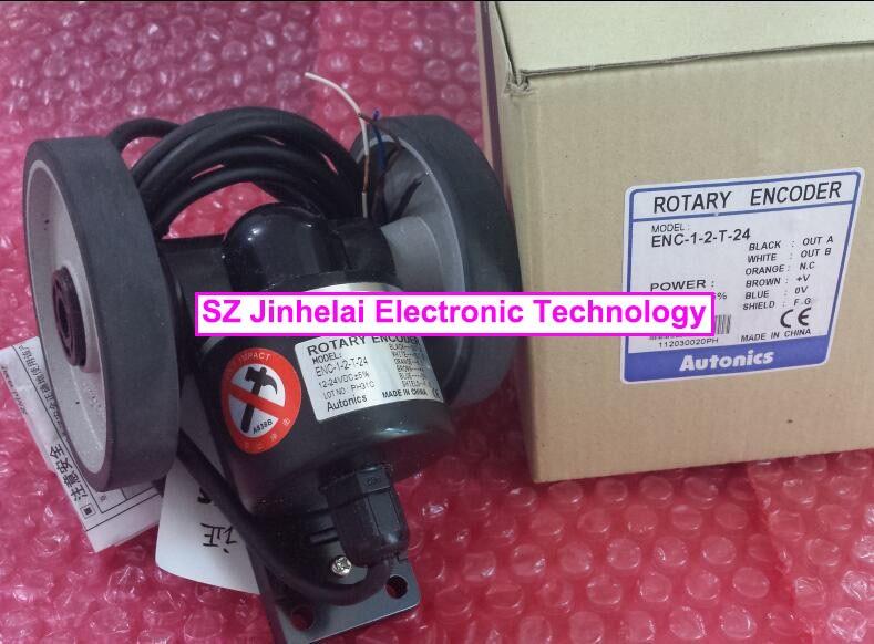 все цены на  ENC-1-2-T-24   New and original AUTONICS   Roller type encoder  онлайн