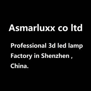 Special Link of 3D LED Lamp For  UK Friend