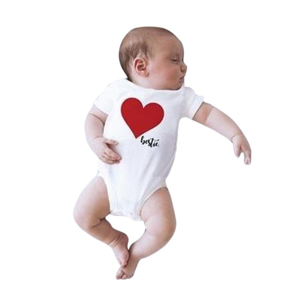 CALOFE famille correspondant vêtements coeur homme T shirt papa et tenues père fils papa bébé garçon enfants Look torridité frères 5