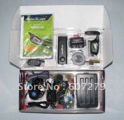 For Honda Ridgeline Magicar Push Start Button Engine Start