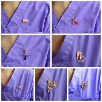 Тестовая трубка, шприц для лечения кровяного давления, шприц для кишки, медицинское украшение, MD подарок, медицинская медсестры, школьные украшения