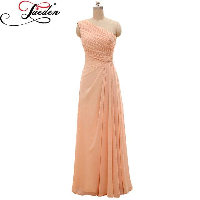 Aliexpress.com : Buy JAEDEN Cheap One Shoulder Long Evening Dresses ...