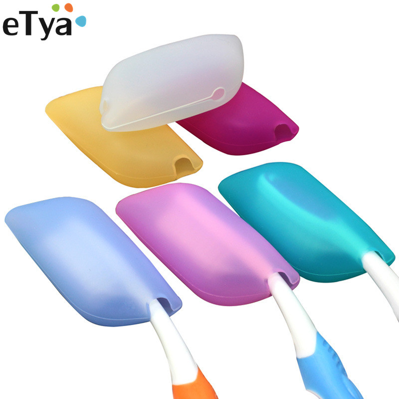 eTya 1PCS Women Men Travel Toothbrush Cover Cap Case Protector Cleaner Packing Organizer Travel AccessorieseTya 1PCS Women Men Travel Toothbrush Cover Cap Case Protector Cleaner Packing Organizer Travel Accessories