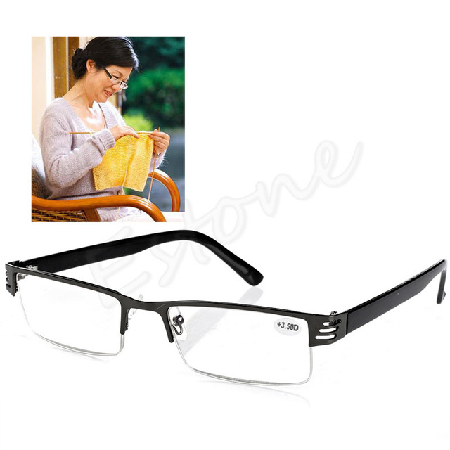 Hot Blue Film Resin Reading Glasses Diopter +1.00 1.50 2.00 2.50 3.00 3.50 4.00