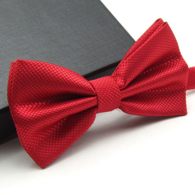 20 Colourful Plaid Bow ties for Men 2
