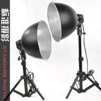 Photography Photo Table Top Light for Studio Softbox Light Shooting Tent Light Sheds 50cm stands 2 photography light CD50