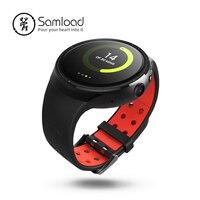 Samload Bluetooth Smart Часы Android 5,1 1 ГБ + 16 ГБ gps Wi Fi нано сим карты 3g наручные Для Мужчин's смарт часы для xiaomi ipone7 8
