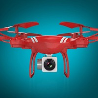 HOT Original KY101 Four Axis Aircraft Remote Control Aircraft Wifi 2.0~3.2MP HD Camera Quadcopter for aerial photography